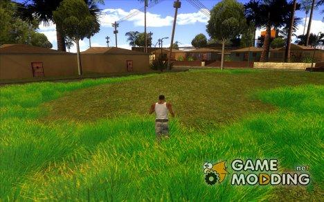 Графический пак для GTA San Andreas