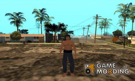 Брюс Ли для GTA San Andreas