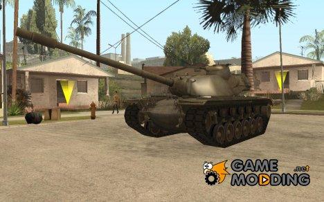 Танк T-110E5 for GTA San Andreas