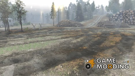 Spin for Spintires 2014