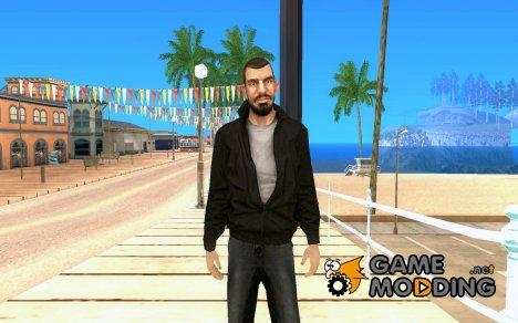 Скин Русского Мафиози для GTA San Andreas