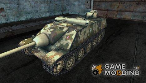 Шкурка для AMX AC Mle.1948 for World of Tanks