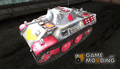 Шкурка для VK1602 Leopard (Вархаммер) for World of Tanks