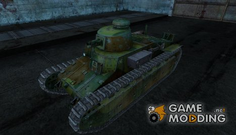 Шкурка для D1 for World of Tanks