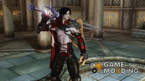 Raziel Vampire Armor - Вампирская броня Разиэля 1.1 для TES V Skyrim