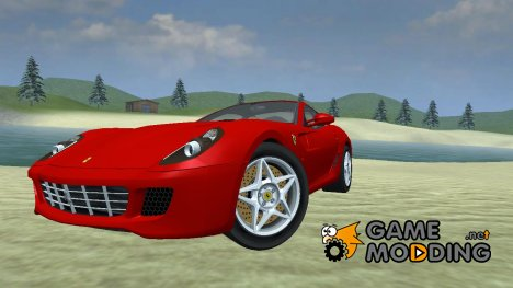 Ferrari 599 для Farming Simulator 2013