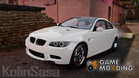 BMW E92 M3 Threep Edition для GTA 4