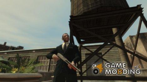 Новый дробовик для GTA 4