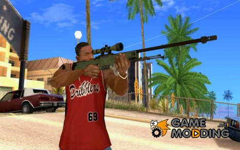 AWP from CS:GO for GTA San Andreas