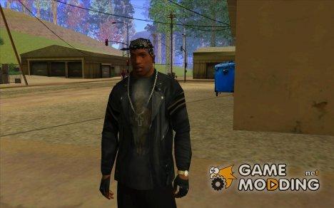 Куртка с черепом for GTA San Andreas