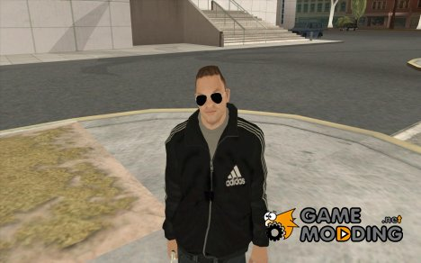 Новый скин для Gta San Andreas for GTA San Andreas