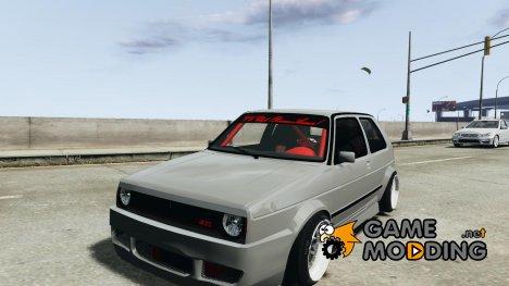 Volkswagen Golf II W8 для GTA 4