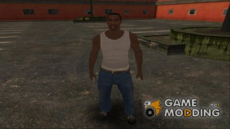 CJ Remastered for GTA San Andreas