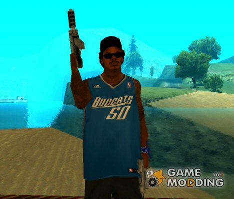 Ryder из Crips for GTA San Andreas