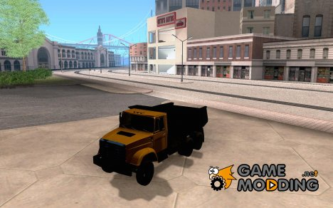 ЗиЛ ММЗ 4516 для GTA San Andreas