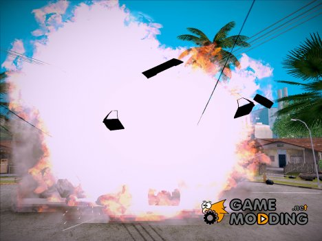 New Realistic Effects 3.0 для GTA San Andreas