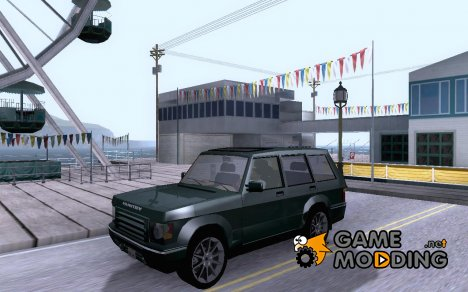 Huntley Freelander для GTA San Andreas