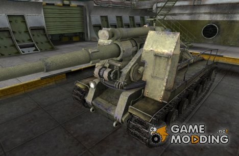 Ремоделлинг для С-51 для World of Tanks