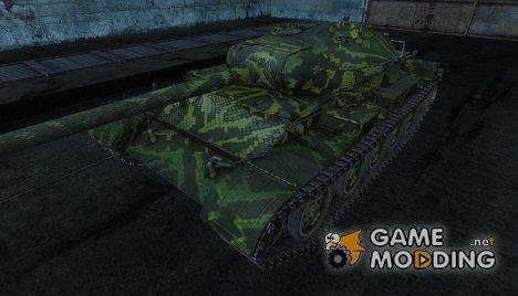 Т-54 VaDeVil for World of Tanks