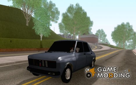 Zastava Skala 55 for GTA San Andreas