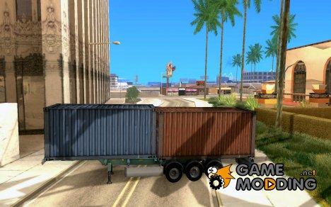 Прицеп Schmitz for GTA San Andreas