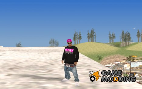 Gang Nigga for GTA San Andreas
