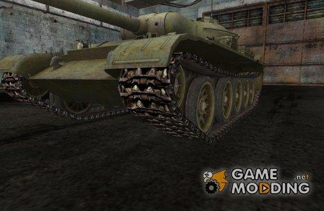 Замена гусениц для Т-54 (v.064)
