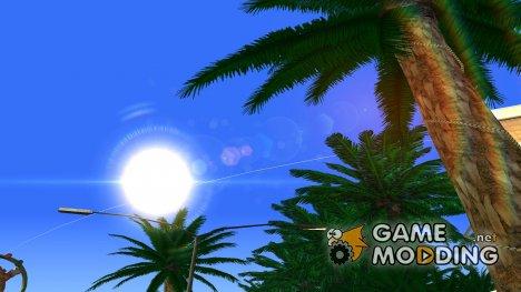 Безоблачное небо for GTA San Andreas