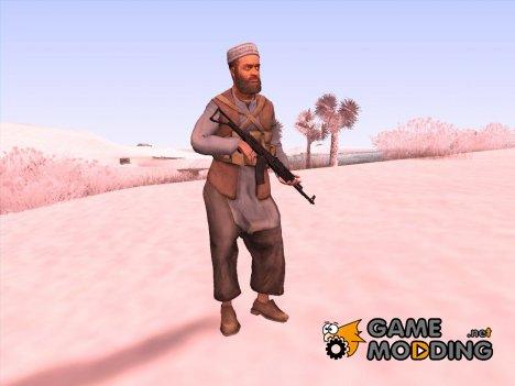 Талибский армеец v6 для GTA San Andreas