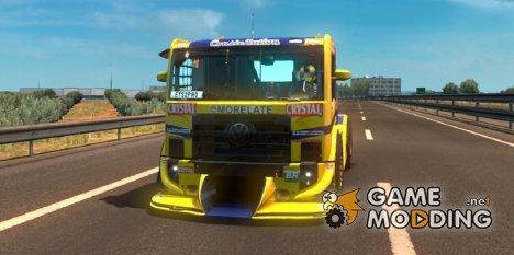 VW Constellation Trucks Racing for Euro Truck Simulator 2