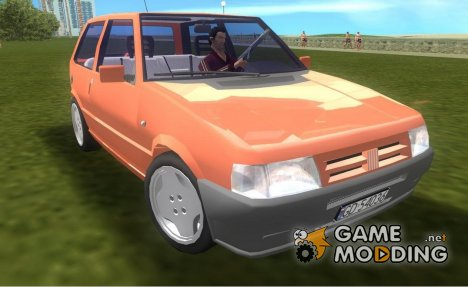 Fiat Uno для GTA Vice City