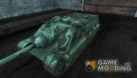 Шкурка для AMX-50 Foch (155) для World of Tanks