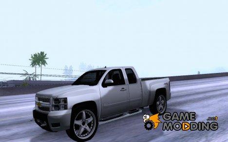 Chevrolet Silverado 2008 Ligth для GTA San Andreas