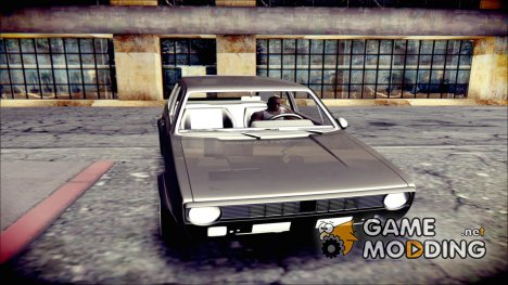 Volkswagen Golf MK1 GTI Zelengija Street Race Car for GTA San Andreas