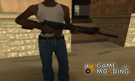 IMBEL IA-2 Assault Rifle для GTA San Andreas
