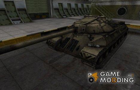 Отличный скин для ИС-3 для World of Tanks