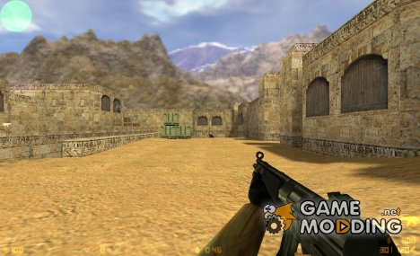 CS BETA 5.2 MP5 FOR CS 1.6 для Counter-Strike 1.6