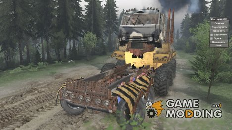 Дороти for Spintires 2014