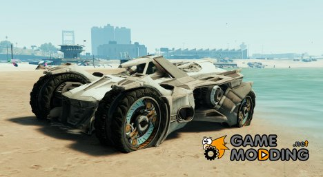 Batmobile v1.0 for GTA 5
