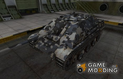 Немецкий танк Jagdpanther для World of Tanks
