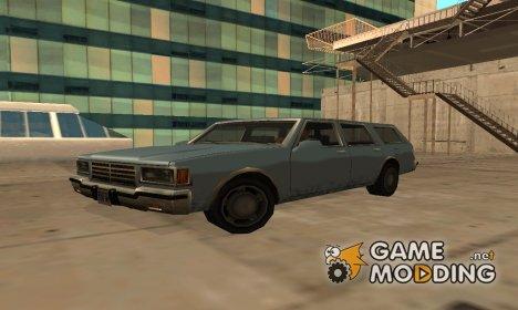 Premier Wagon for GTA San Andreas