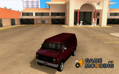 GMC Vandura for GTA San Andreas