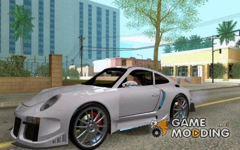 Porsche Carrera S для GTA San Andreas