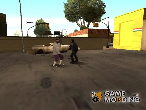 Разборка для GTA San Andreas