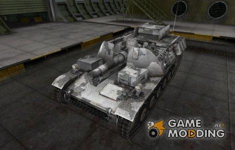 Камуфлированный скин для Sturmpanzer II for World of Tanks