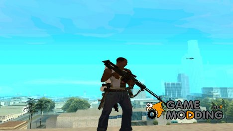 Пак оружие от Mistikill'a 4 for GTA San Andreas