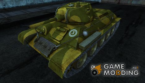 T-34 12 для World of Tanks
