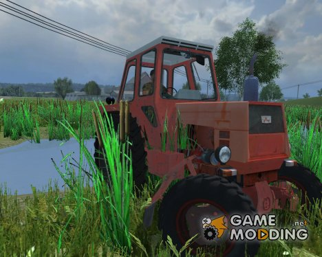 ЛТЗ 55 v1.0 для Farming Simulator 2013