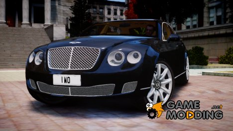 Bentley Continental Flying Spur 2010 для GTA 4