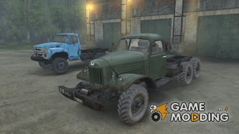 ЗиЛ 157 for Spintires 2014